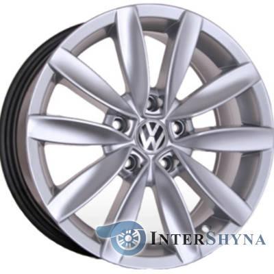Литые диски Replica Volkswagen (CT1303) 7x16 5x112 ET45 DIA57.1 HS, фото 2