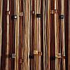 """Шторы-нити со стеклярусом """"Радуга"""" (81014) шоколад+коричневый+беж+"""