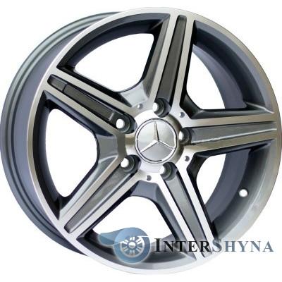Литые диски Replica Mercedes CT1455 8x18 5x112 ET45 DIA66.6 GMF
