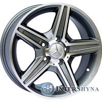 Литые диски Replica Mercedes CT1455 8x18 5x112 ET45 DIA66.6 GMF