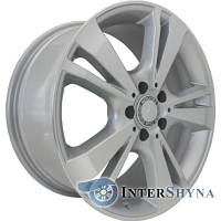 Литые диски Replica Mercedes CT1451 8.5x18 5x112 ET45 DIA66.6 SMF