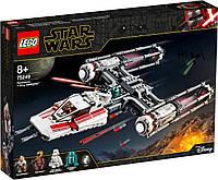 Lego Star Wars Зоряний винищувач Повстанців типу Y 75249