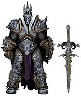 Игровая Коллекционная Фигурка Neca Нека Артас Менетил Король Лич Герои бури Варкрафт 15 - World of Warcraft