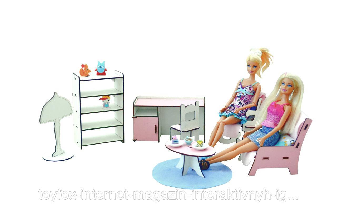 Меблі для Барбі