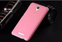 Чохол накладка на бампер для Xiaomi Redmi Note 2 рожевий, фото 1