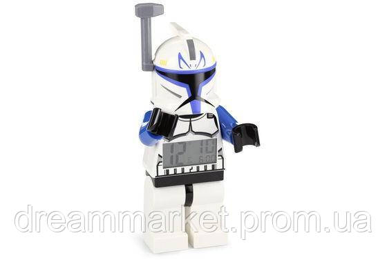 LEGO Star Wars 9003936 Captain Rex Alarm Clock Будильник Капитан Рекса