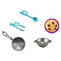 Детский Игровой набор для девочек Кулинарные аксессуары Паста для куклы Барби - Barbie Pasta Accessory Pack