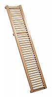 Роликовая массажная Дорожка из дерева для Шведской стенки или Спортивного уголка,  нагрузка 100 кг 160х40 см