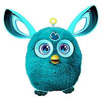 Детская Интерактивная игрушка Ферби Коннект Бирюзовый англоговорящий с повязкой для сна Hasbro Furby Connect