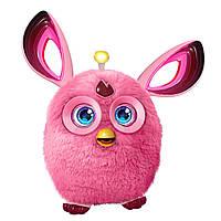 Детская Интерактивная игрушка Ферби Коннект Розовый англоговорящий с повязкой для сна Hasbro Furby Connect