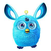 Детская Интерактивная игрушка Ферби Коннект Голубой англоговорящий с повязкой для сна Hasbro Furby Connect