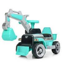 Трактор - электромобиль (каталка - толокар) арт. 4144-4