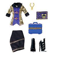Набор одежды и аксессуаров 'Школьный клуб - Клодин Вульф' (School Clubs - Clawdeen Wolf), 'Школа Монстров',