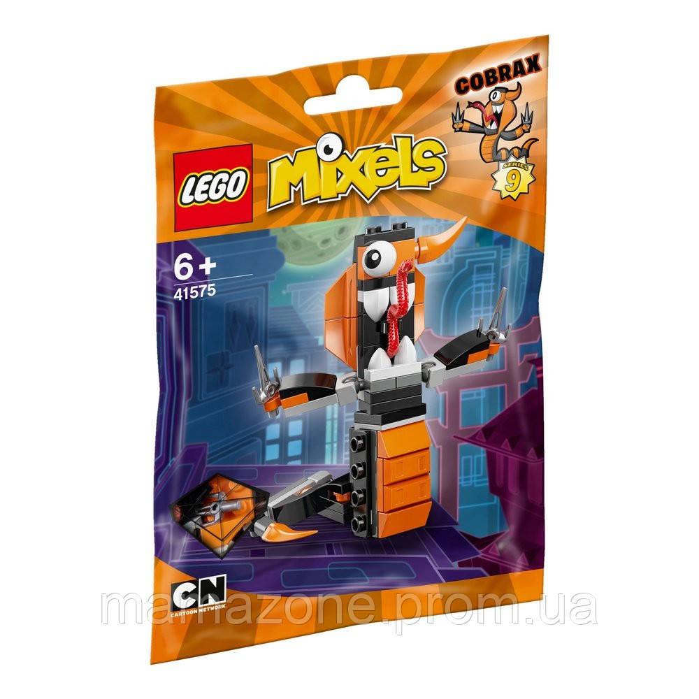 Купить Лего Миксели Lego Mixels Кобракс 41575