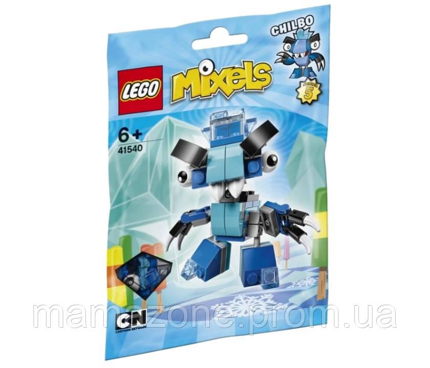 Купить Лего Миксели Lego Mixels Чилбо 41540
