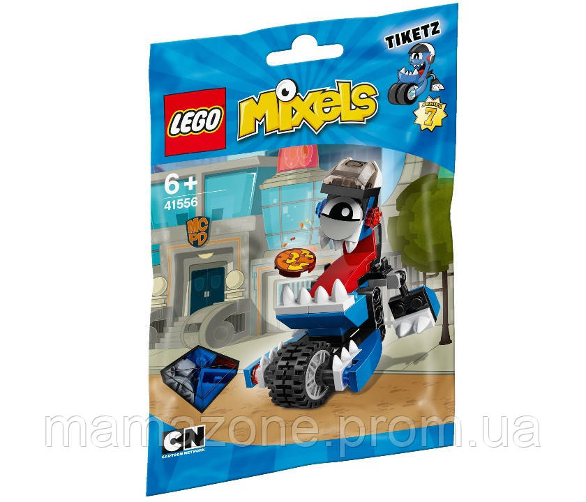 Купить Лего Миксели Lego Mixels Тикетс 41556