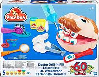 Плей-до Мистер Зубастик Стоматолог  - Play-Doh Doctor Drill 'N Fill