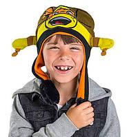 Інтерактивна шапка Черепашка ніндзя - Flipeez Action Hat, TMNT