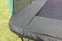 Аксессуар для спортивно-игровых батутов 457х305см мягкое защитное покрытие из вспененного материала для пружин