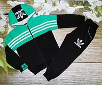 Спортивный костюм на флисе на 2-10 лет (004757) 2 года