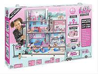 L.O.L. Дом- Модный особняк с аксессуарами/ L.O.L. Surprise! House