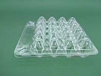 Пластикова упаковка під перепелині яйця SL-28J (на20яиц) (50 шт)