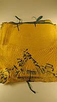Сетка мешок для овощей на 9 кг, желтая (р32х44), 100шт/уп