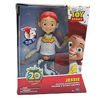 """Интерактивная кукла Джесси от Дисней """"История игрушек 4"""" - Jessie, Toy Story 4, Disney"""