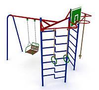 Оборудование для спортивных уличных площадок спортивный комплекс для детей от 12 лет Юноша 308х242х243 см