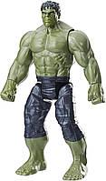 Игровая Фигурка Халк Мстители: Война Бесконечности, высота 30 см - Hulk, Titan Hero Series, Avengers Hasbro, фото 1