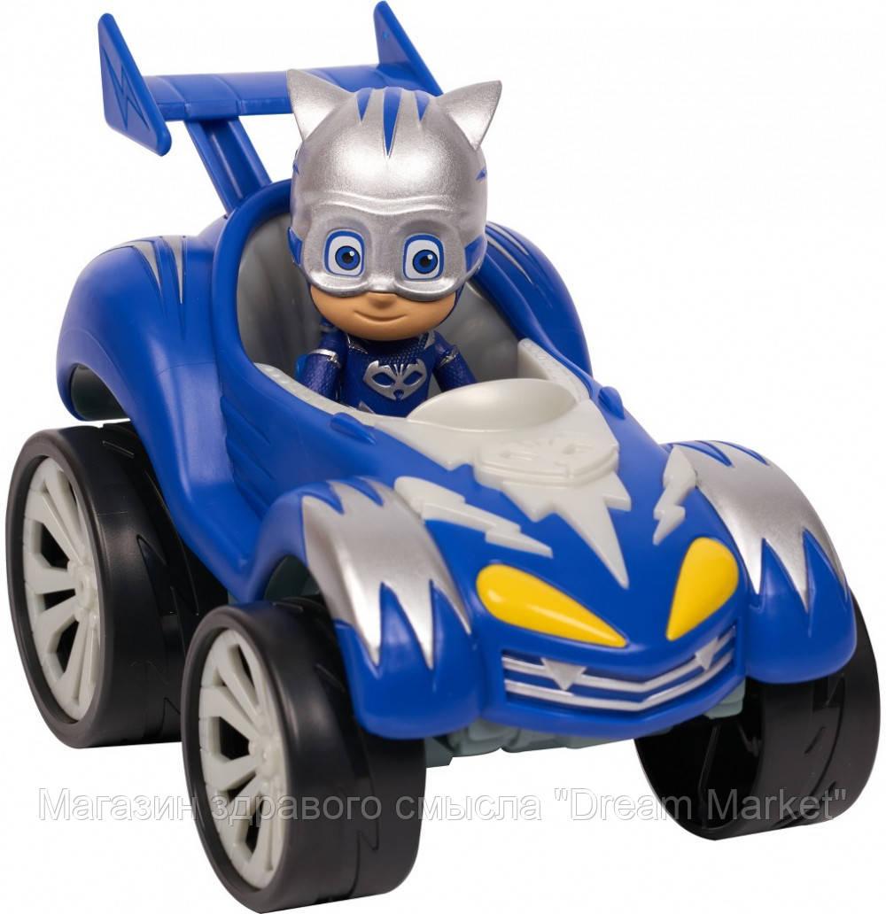 Cупер-авто Кэтбоя, Пи Джи Маски, Гонщики - Just Play, PJ Masks, Power Racers, CAT-CAR