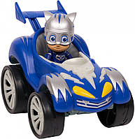 Cупер-авто Кэтбоя, Пи Джи Маски, Гонщики - Just Play, PJ Masks, Power Racers, CAT-CAR, фото 1