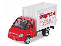 Детская Игрушка для мальчиков Инерционная Машинка Автопарк Продукты, звук и свет, открывающ. двери арт. 9077 А