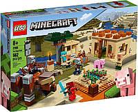 Lego Minecraft Патруль разбойников 21160