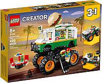 Lego Creator Грузовик «Монстрбургер» 31104