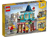 Lego Creator Городской магазин игрушек 31105