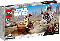 Lego Star Wars Микрофайтеры: Скайхоппер T-16 проти Банти 75265