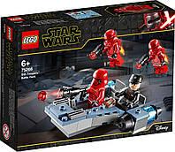 Lego Star Wars Бойовий набір: штурмовики ситхів 75266