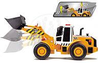 Игрушка Развивающая Детская Для Мальчика Машинка Экскаватор функциональный подвижный 54 см Dickie Toys