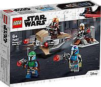 Lego Star Wars Бойовий набір: мандалорцы 75267