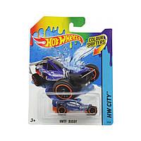 Игрушка Детская Для Мальчиков Машинка термочувствительная Измени Цвет синий Хот Вилс Hot Wheels Mattel Маттел