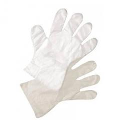 Перчатки одноразовые полиэтиленовые 100 шт Прозрачные (MAS40036)