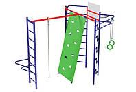 Оборудование для спортивных уличных площадок спортивный комплекс для детей от 12 лет Актив 346х242х240 см