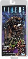 Игровая Коллекционная Фигурка Чужой Скорпион из видеоигры - Scorpion alien, Neca Нека