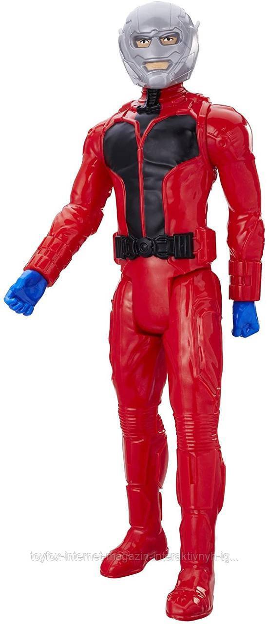 Игровая Фигурка Человек-Муравей серия Титаны Марвел, высота 30 см - Ant-man, Marvel, Titan Hero Series Hasbro