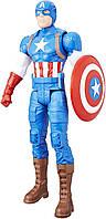 Іграшка-фігурка Hasbro, Капітан Америка, Марвел, 30 см - Captain America, Marvel, Titan Hero Series