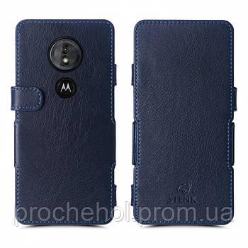 Чехол книжка Stenk Prime для Motorola Moto G6 Play Синий