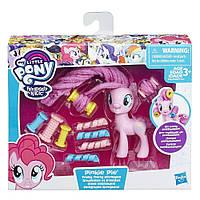 Детский Игровой Набор Май Литтл Пони с праздничными прическами с лошадкой Пинки Пай My Little Pony от HASBRO