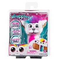 Детская Интерактивная Музыкальная Игрушка-браслет зверек Принцесса Little Live Wrapples Slap Bracelets Una