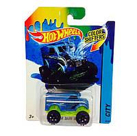 Игрушка Детская Машинка термочувствительная Измени Цвет Хот Вилс Hot Wheels Monster Dairy Delivery Mattel